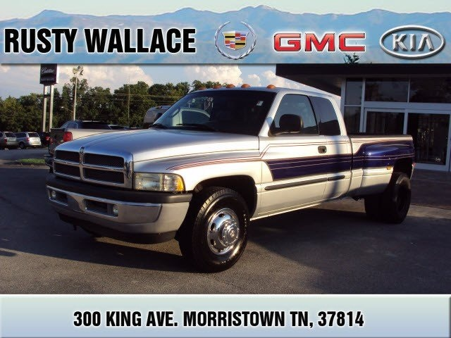 Rusty Wallace Cadillac Gmc In Morristown Knoxville