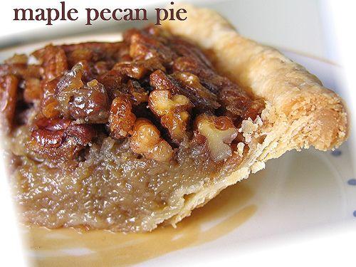 Maple Pecan Pie (1) From: Alpine Berry, please visit
