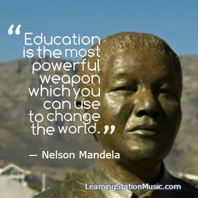 Nelson Mandela: A twentieth century hero