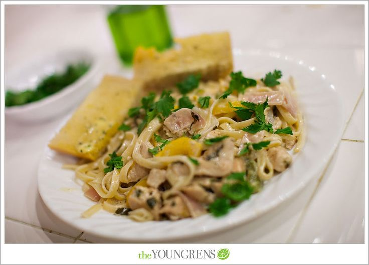 Recipe Sunday: Chicken Tequila Fettuccine | The Youngrens | San Diego ...