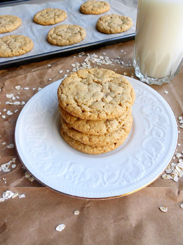 Culinary Couture: Chewy Coconut Oatmeal Cookies (I'm going to try ...