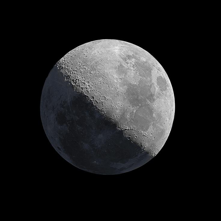Moon view 1 - Jukka-Pekka Metsävainio