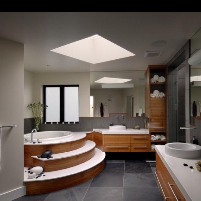 Dream Bathroom Modern Bathrooms Pinterest