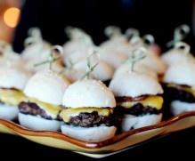 Two Bite Triple Smoked Burgers   two-bite   Pinterest