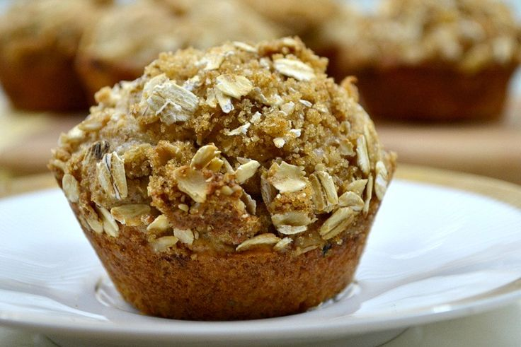 Eat Skinny Be Skinny Breakfast: Banana Muffins with Peanut Butter ...