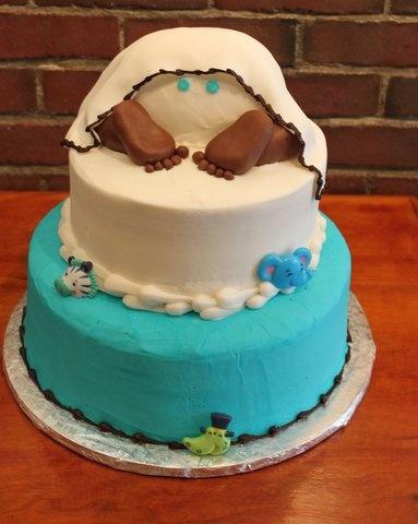 Via Make My Cake Bakery NYC