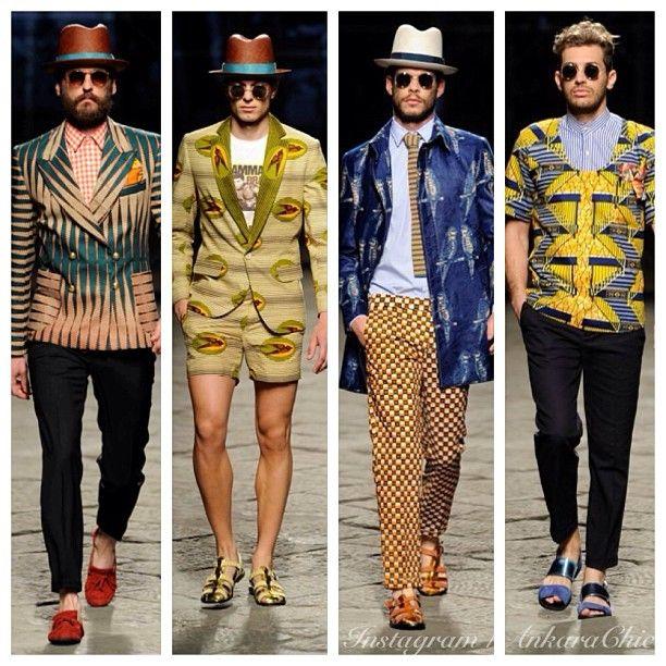 Ankara Menswear Men 39 S Fashion Style Pinterest