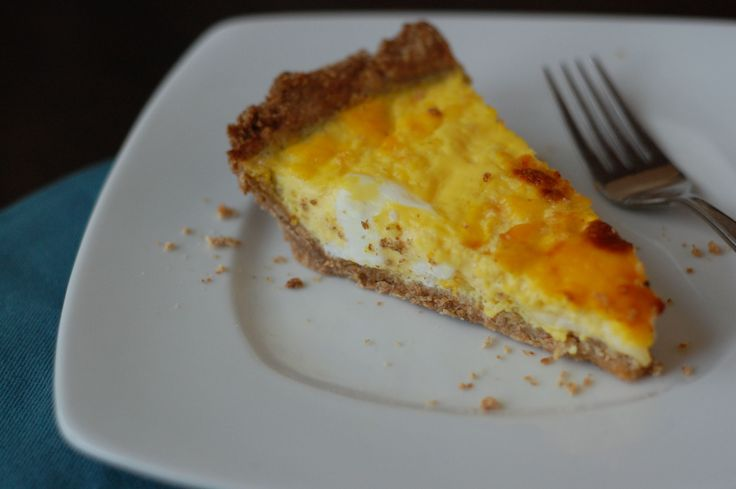 Recipe: Quiche with a Super Easy Whole-Wheat Crust http://www ...