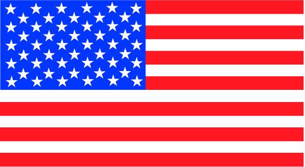 vector us flag