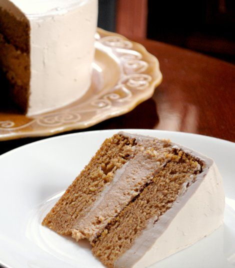 Recipe For Pumpkin Cheesecake Layer Cake