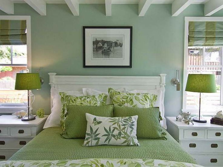 Mint Green Bedroom Decorating Ideas Enchanting Decorating Design