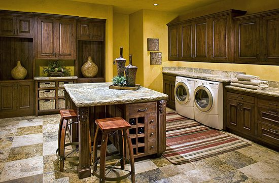 Laundry room/ craft room...