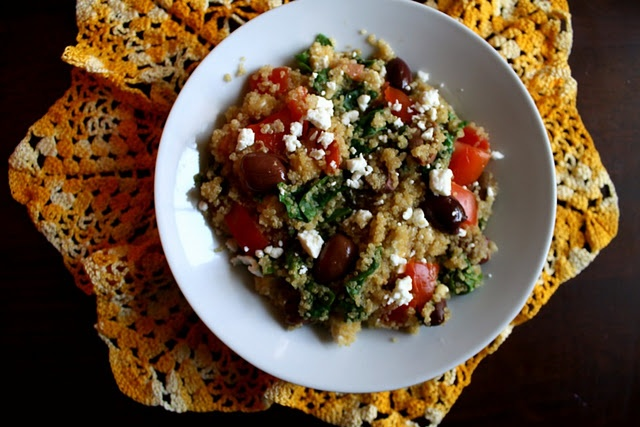 quinoa side dish | Recipes I Need To Try | Pinterest