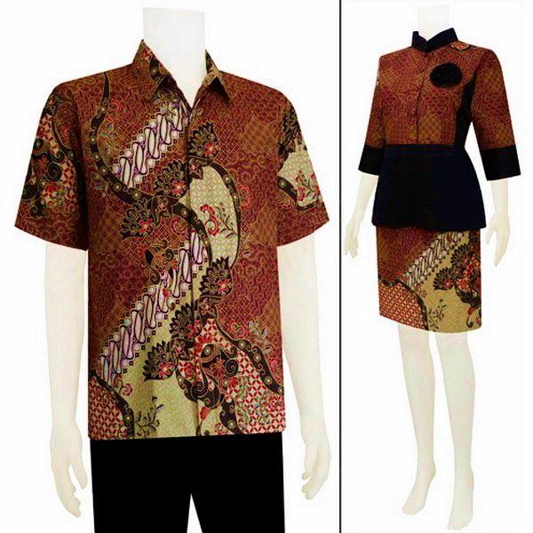 Sarimbit Dress Batik Solo KODE : SD 5215 Toko Batik Online Call Order ...