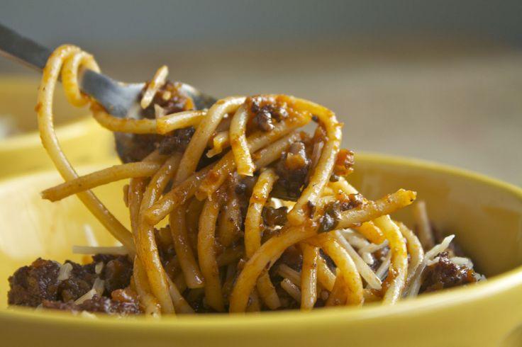 Italian Sausage Bolognese | Recipe