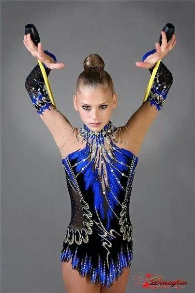 Фото купальников художественной гимнастики