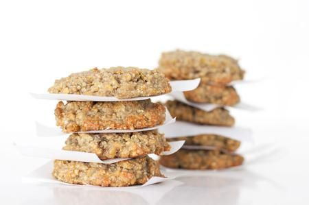... and add flax seeds for more Omega-3) great for a quick to-go breakfast