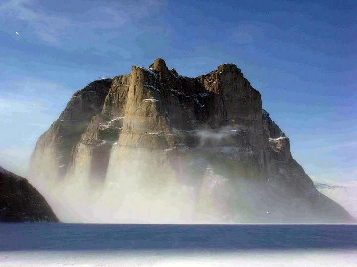 baffin island in nunavut