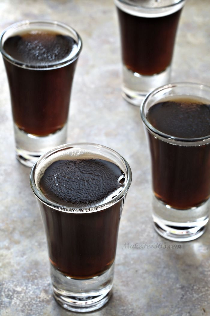 Nutella Champagne Shooter Recipe — Dishmaps