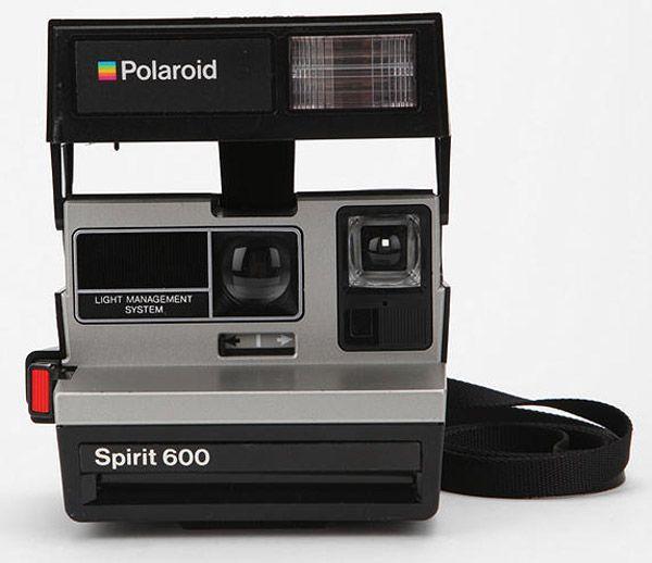 polaroid spirit 600 instant film cameras pinterest. Black Bedroom Furniture Sets. Home Design Ideas