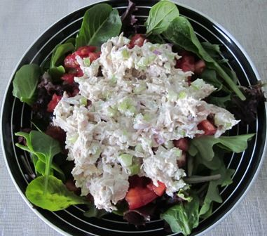 basic chicken salad recipe chicken salad recipes easy chicken salad ...