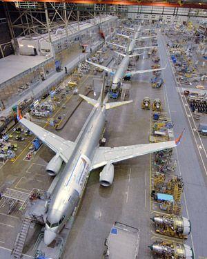 Boeing 737 boeing 737 factory in renton wa
