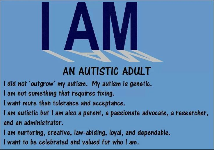 activities for autistic adults