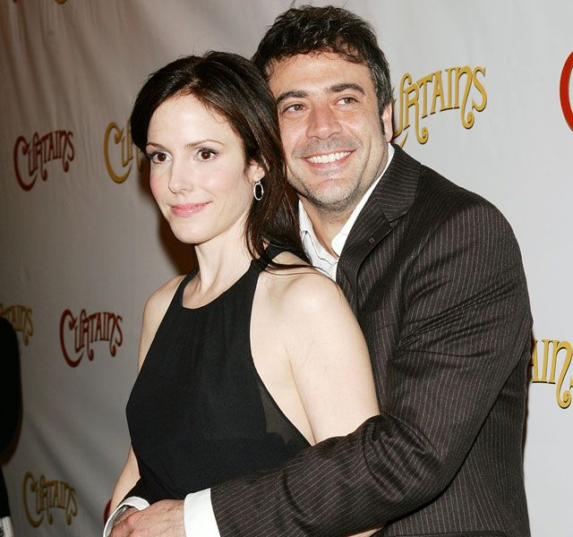 Jeffrey Dean Morgan  amp  Mary-Louise ParkerJeffrey Dean Morgan And Mary Louise Parker