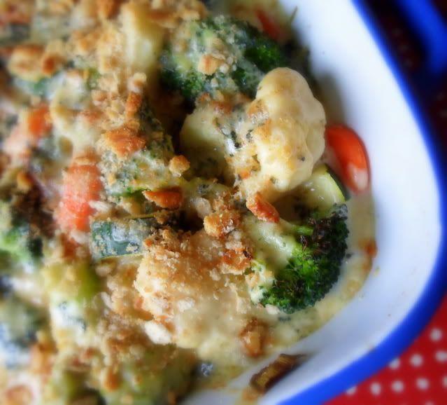 Vegetable casserole | Recipes | Pinterest
