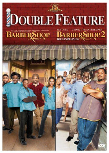 barbershop the movie   Barbershop  amp  Barbershop 2  Back in BusinessBarbershop 2 Movie