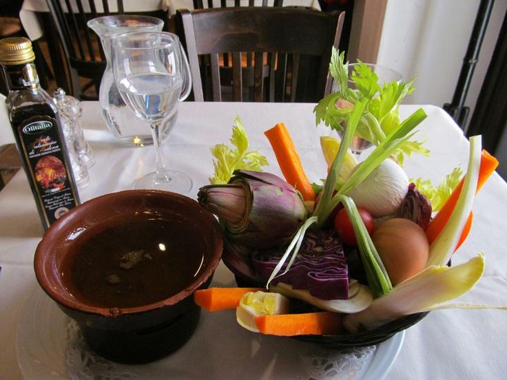 bagna cauda | Family Food | Pinterest