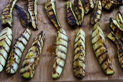 Recipe for Spicy Grilled Eggplant and Zucchini Salad with Thai Flavors ...
