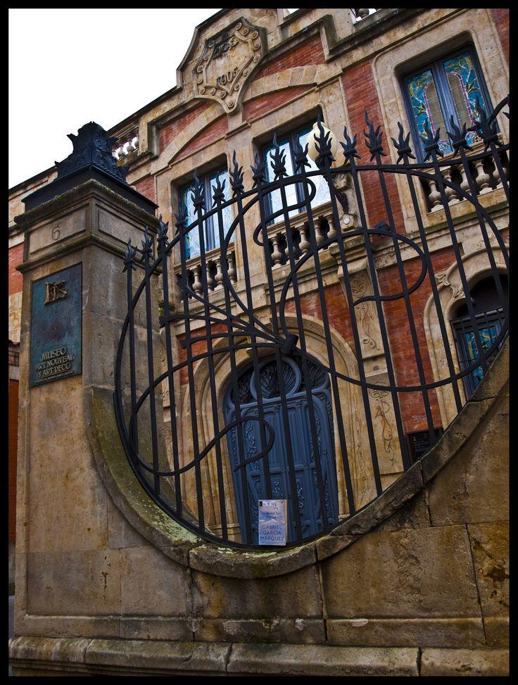 1000 images about love casa lis salamanca spain on - Art deco espana ...