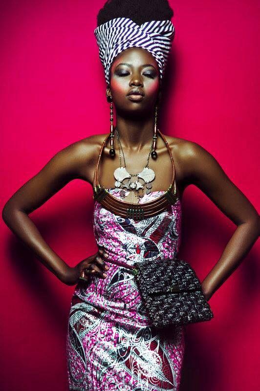 Afro Style Fashion Photography Pinterest