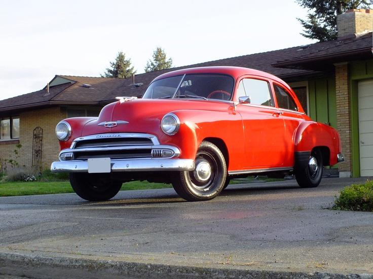 1951 chevy 2 door sedan cars bikes planes etc for 1951 chevy 2 door coupe