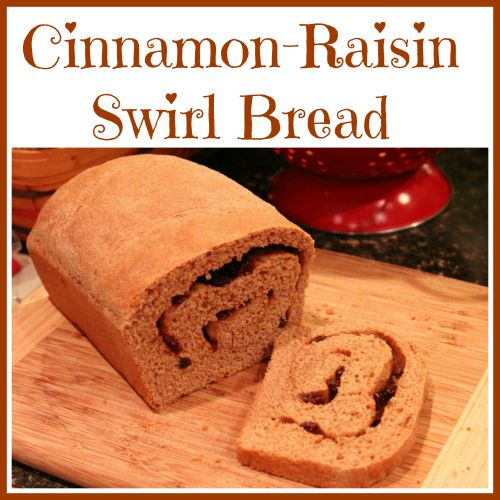 Cinnamon Swirl Bread | Holiday Cooking | Pinterest