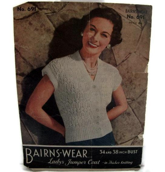 Short Sleeved Cardigan Knitting 100