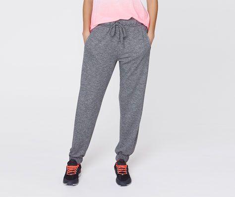 Marmurkowe spodnie