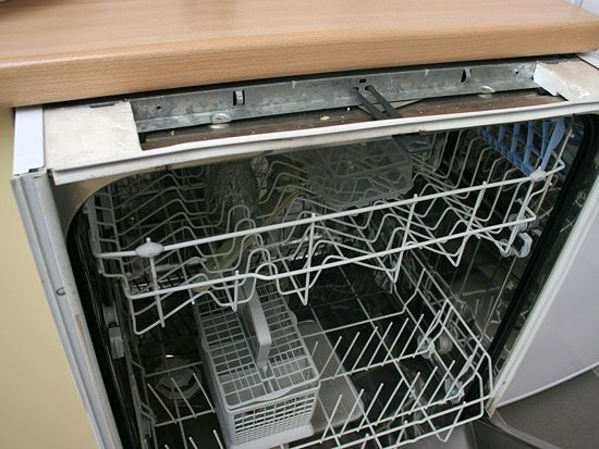 Countertop Dishwasher How To Install : How to Install a Built In Dishwasher: 6 Steps (with Pictures)