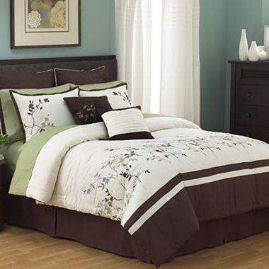 Simone 8 Pc Comforter Set Jcpenney For The Home Pinterest