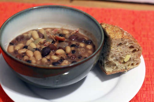 Easy bean soup | Soups | Pinterest