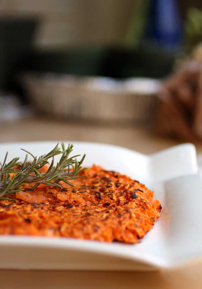 Sweet Potato Hash With Canadian Bacon, Red Pepper & Sage Recipes ...
