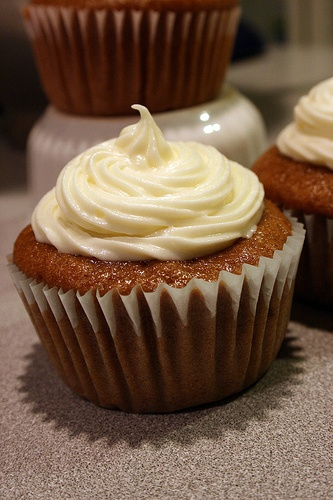 Chai Tea Latte Cupcakes | Cupcakes | Pinterest