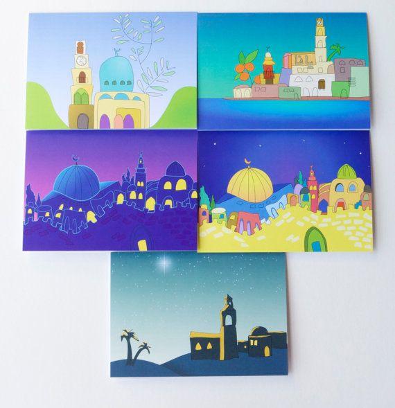 ramadan holiday cards
