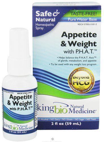 King bio natural medicine appetite enhancer