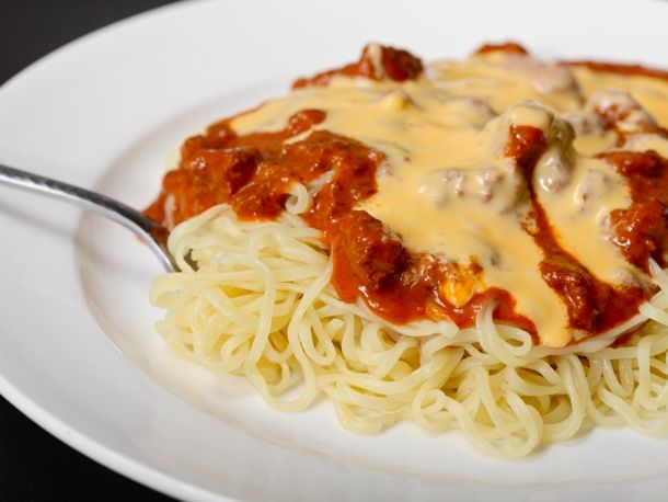Cheesy Chili Ramen | Now we get into the realm of fusion ramen, and ...