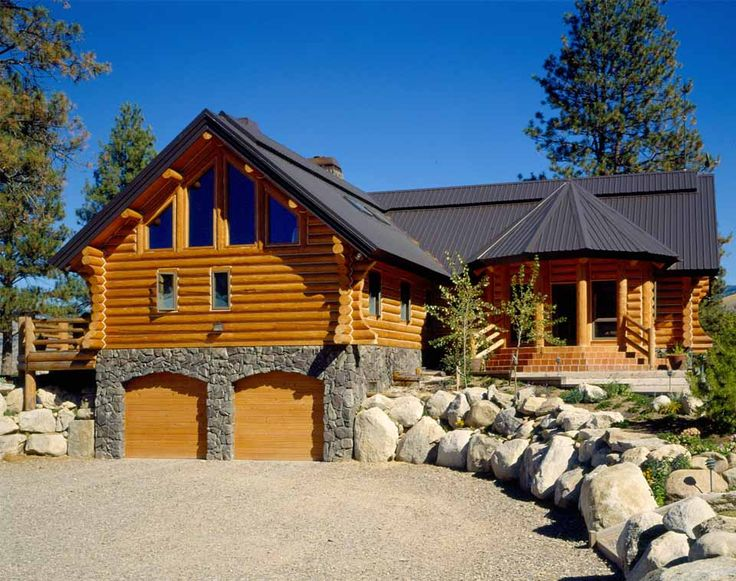 Pin by nanette powers on dream home pinterest for Rocky mountain home builders