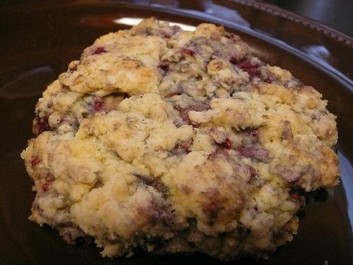 and black pepper scones black raspberry sorbet sugared black raspberry ...