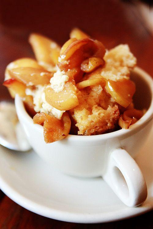 Brioche Bread Pudding Recipe — Dishmaps