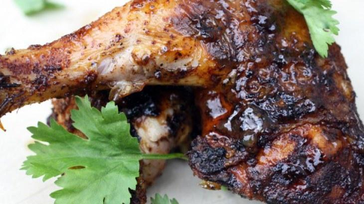 Ingredient (Mango Chutney): Sweet-Hot Chutney-Grilled Chicken (chili ...